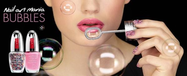 bubbles nail art kit