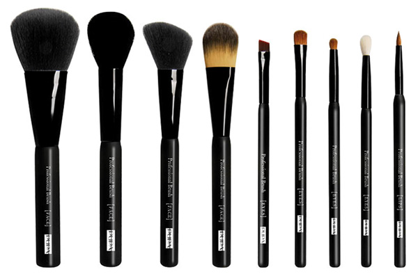 PUPA PROFESSIONAL BRUSHES - MADE IN ITALY AND HAND MADE