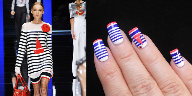 fashion-nail-art-navy-chic