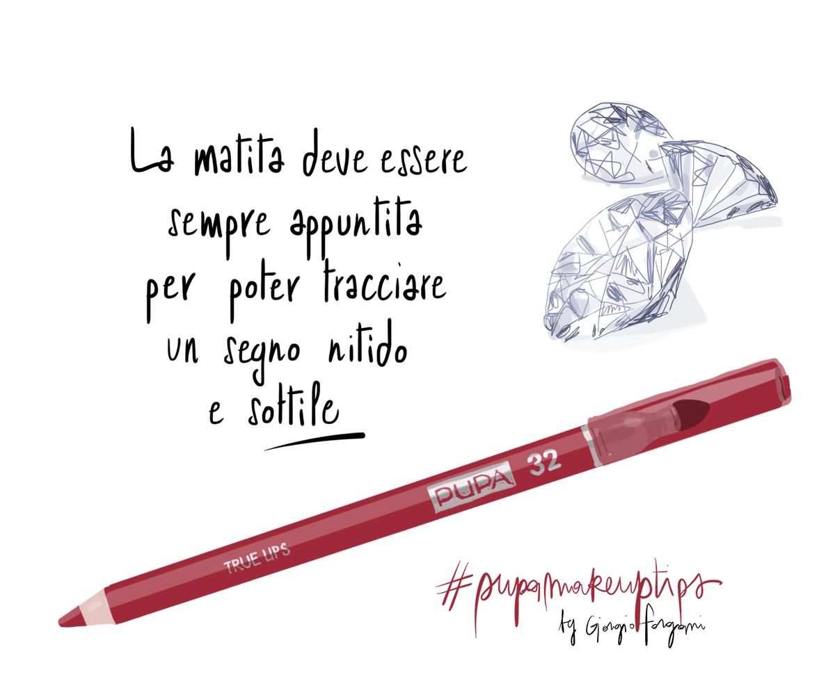 Matita labbra True lips 32 PUPA