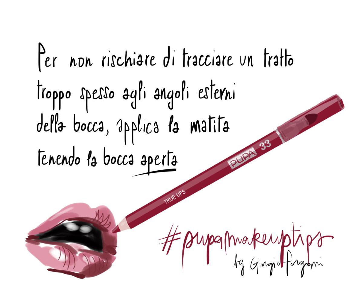 Matita labbra True lips 33 PUPA