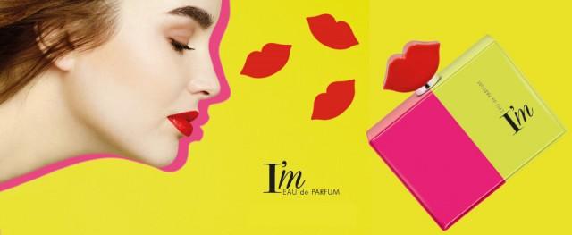Profumo I'M PARFUM - la nuova fragranza di PUPA