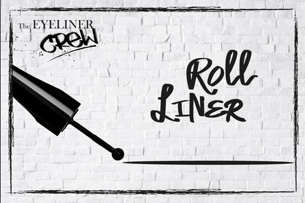 roll liner, l'applicatore con la punta a rotella