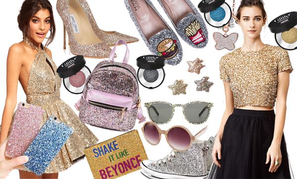 Ombretti Glitter: scopri glitter bomb