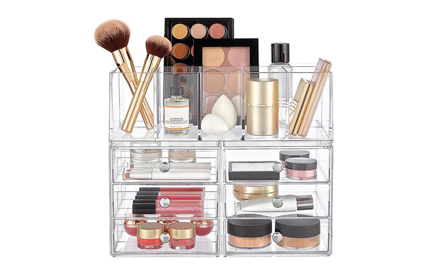 Organizzare I Cassetti Del Bagno : Vanity table come organizzare una perfetta postazione make up