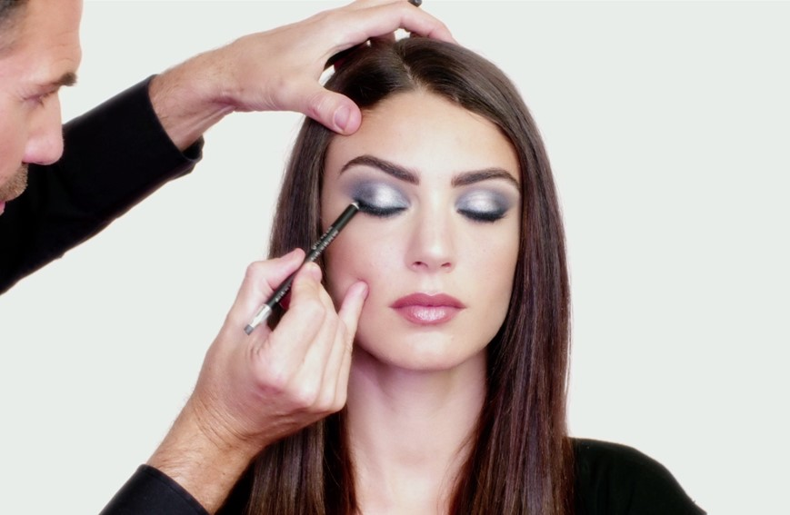 Il make up occhi per Halloween: smokey eyes