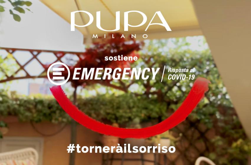 pupa sostiene emergency