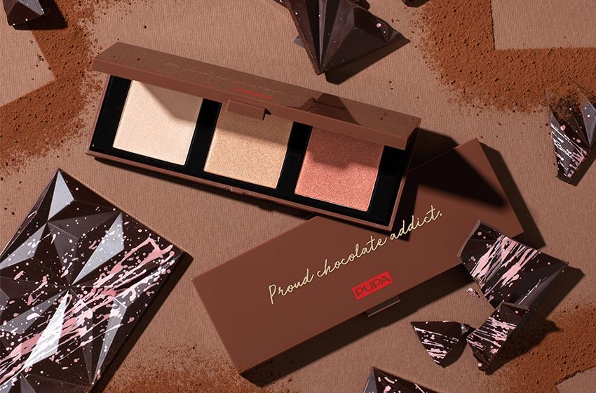 scopri la collezione pupa dedicata al cioccolato