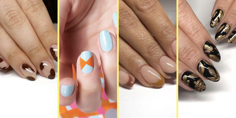 trend unghie 2021: quattro esempi di nail art