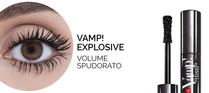 mascara pupa vamp explosive
