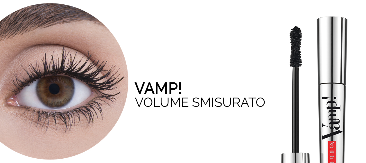 mascara pupa vamp
