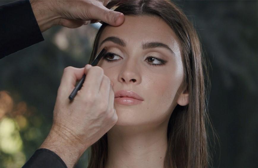 ingrandire occhi con make up step finale